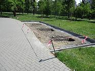 Nový Fit park pro seniory v Sadech Svobody