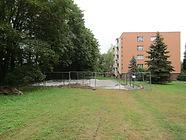 Nové dětské hřiště na ulici Lískovecká