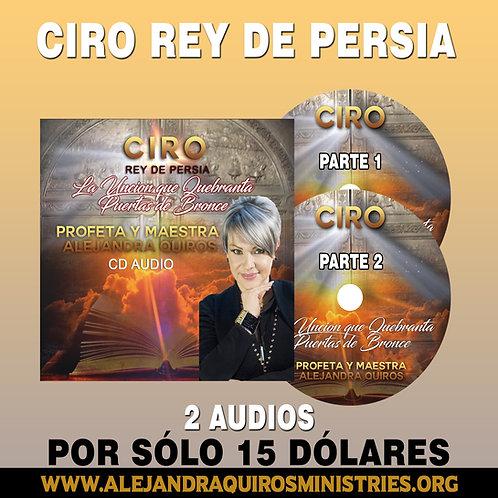 CIRO REY DE PERSIA 1 Y 2
