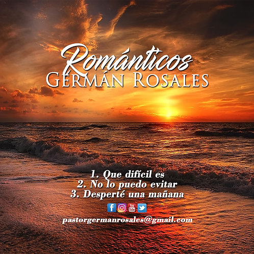 ROMÁNTICAS Germán Rosales