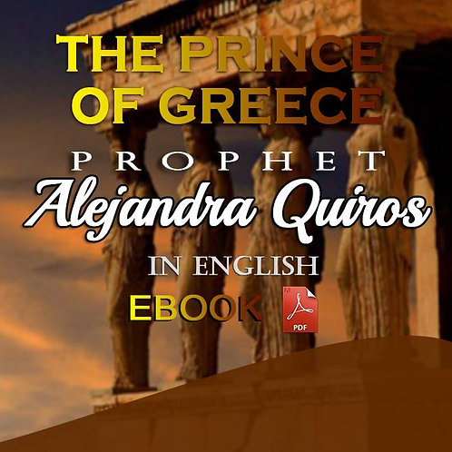 THE PRINCE OF GREECE