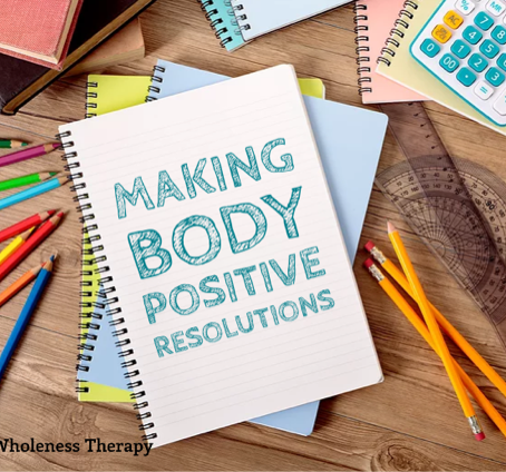 Making Body Positive Resolutions