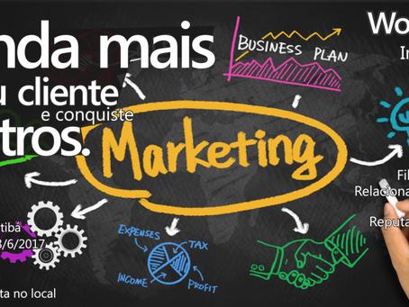ALJE realiza Workshop sobre Inteligência de marketing para Lojistas do Shopping Jequitibá