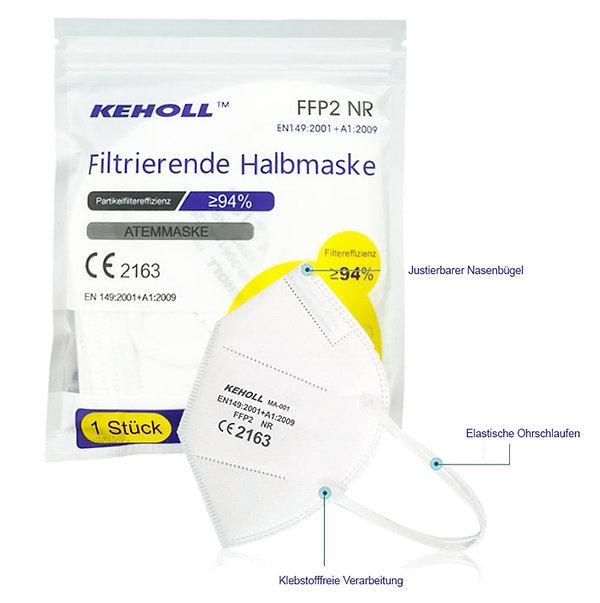 KEHOLL FFP2 NR Maske