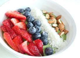 Apricus Energizing Protein Smoothie Bowl