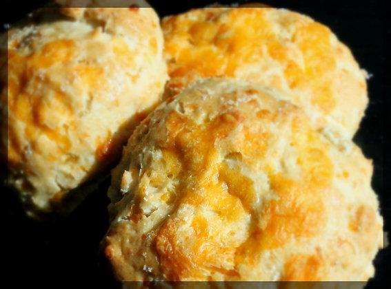 Cheese Scones (6 pcs)