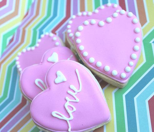 Specialty/Seasonal Decorative Cookies (6pcs)