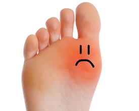 Quelle est la source de votre douleur aux pieds?