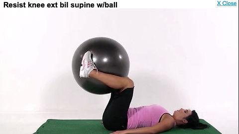 Rééducations des muscles transverses