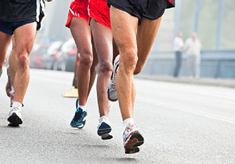 La posture de course