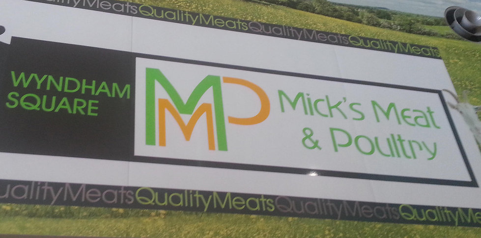 Mick's Meat and Poultry