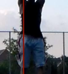 Basketball Shooting: Release and Follow Through