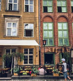 eight of my favourite photos to give you wanderlust for Gdansk