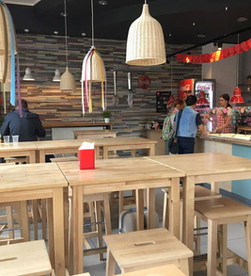 where I ate most in Gdansk | niko's spaghetti bar