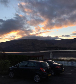 hill view guest house | Fort William