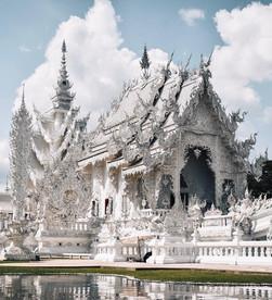 the white temple | Chiang rai