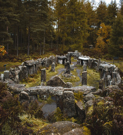 Druids Temple | North Yorkshire