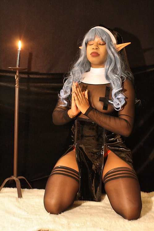 Elf Nun Set