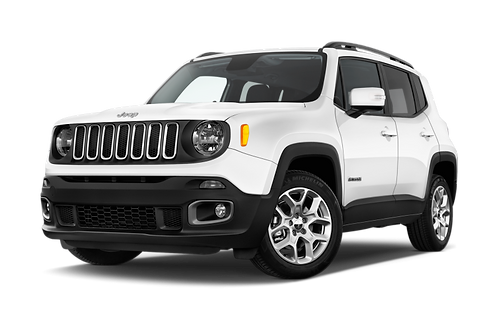 Jeep Renegade 2.0 MJET 140CVLIMITED 4WD AUT.