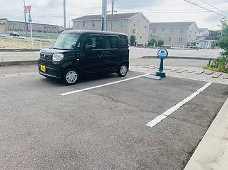 ブルーワールド 駐車場