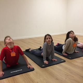 Moments de ioga