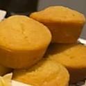 Apple-Wood Smoked Bacon Cornbread Mini-Muffins