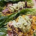 Top Sirloin Lettuce Wraps