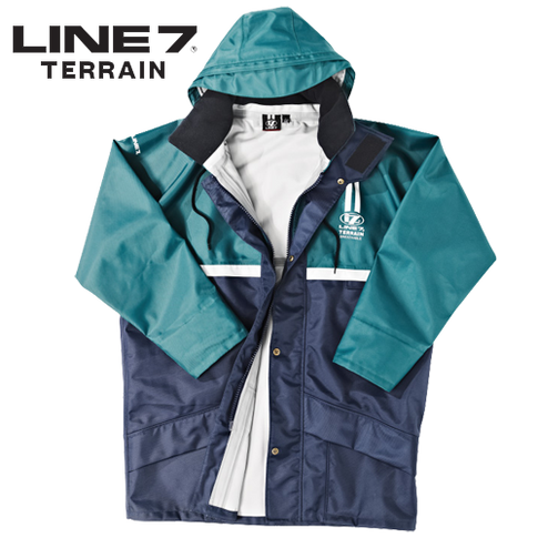 Line 7 Terrain Jacket wet weather gear w