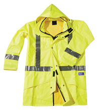 Seal Flex Hi Vis Yellow Rain Jacket.png
