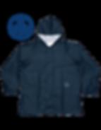 Havester Rain JACKET Navy LOGO 1000.png