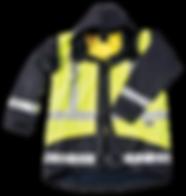 Seal Flex Yellow Blue Rain Jacket.png