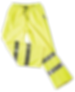 Seal Flex Australia Hi Vis Yellow Pants.