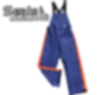 Seals Mariner Fishing Overalls pants