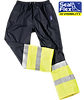 bREATHABLE HI VIS RAIN PANTS