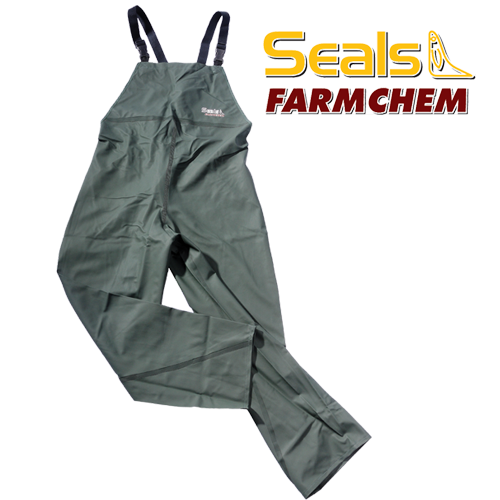 Chemical Resistant Overalls