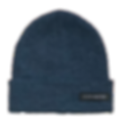 Harvester Beanie Navy Blue Wool.png