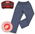 Red Rhino Rain Pants with logo clearance