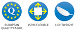 quality flexible lightweight icon round.