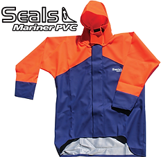 Seals Mariner Fishing Jacket