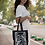 Thumbnail: White City Tote Bag