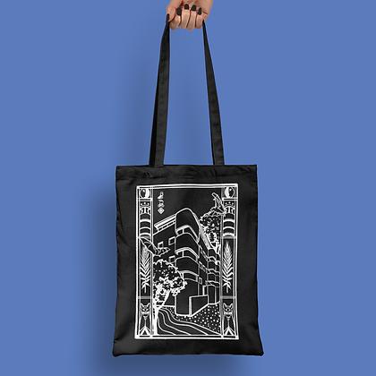 White City Tote Bag