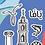 Thumbnail: Jaffa Clock Tower Sticker Pack