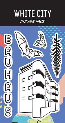 White City Sticker Pack