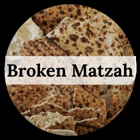 Broken Matzah (2lb)