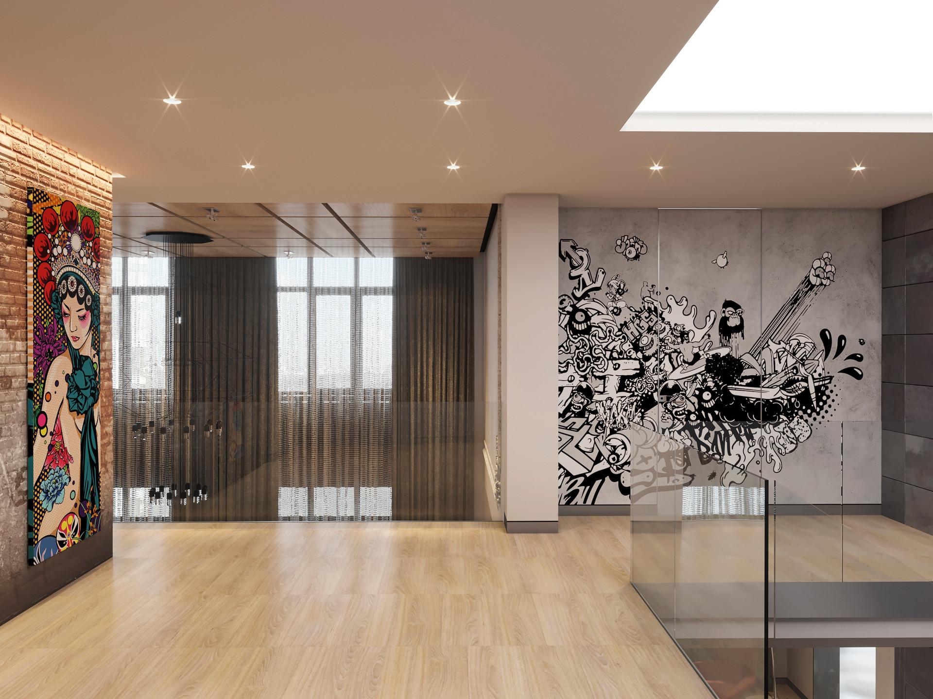 Дизайн интерьера. Современный интерьер