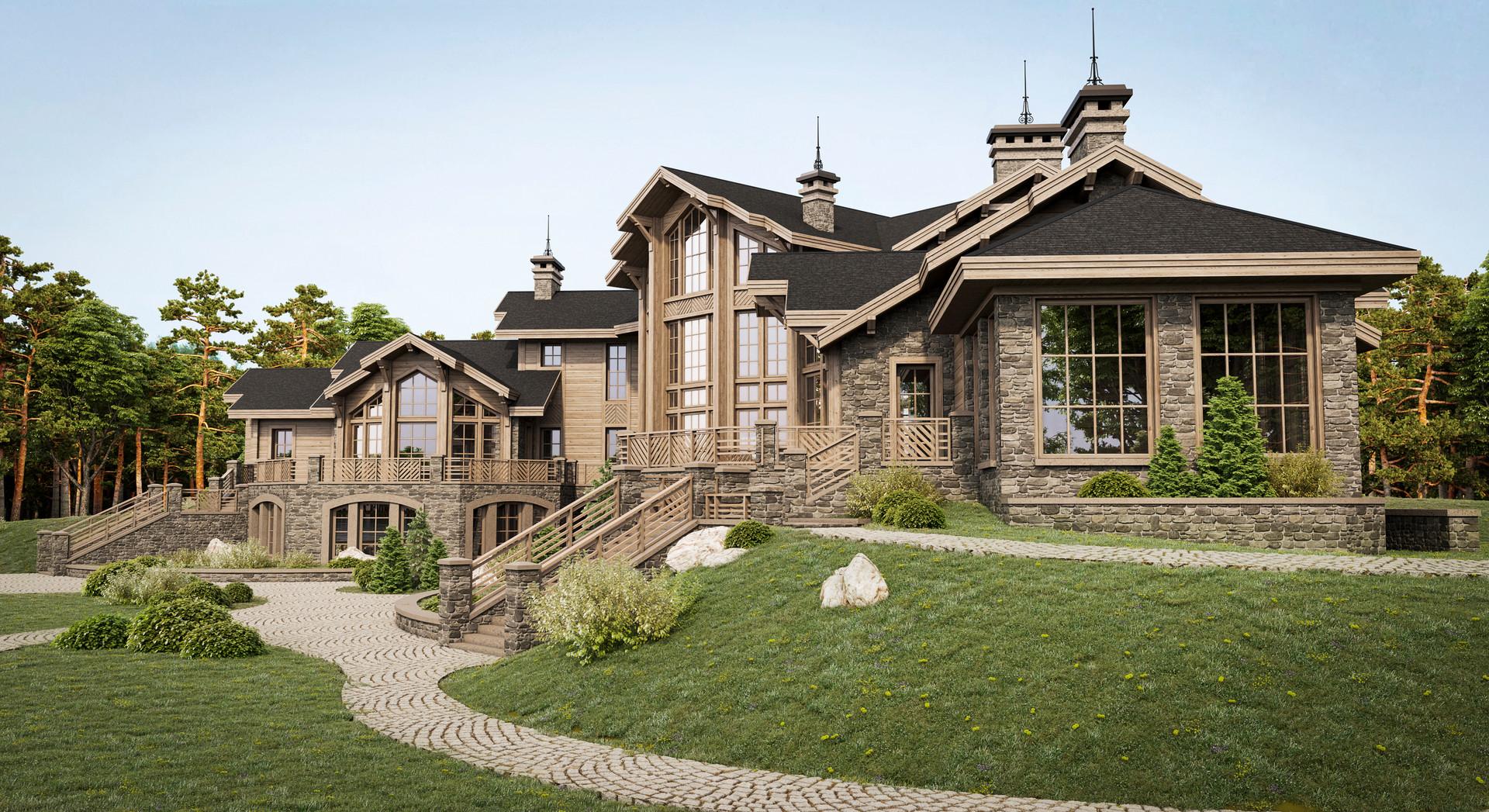 Традиционная архитектура. Архитектурное проетирование. Проектирование домов. Частная Архитектура
