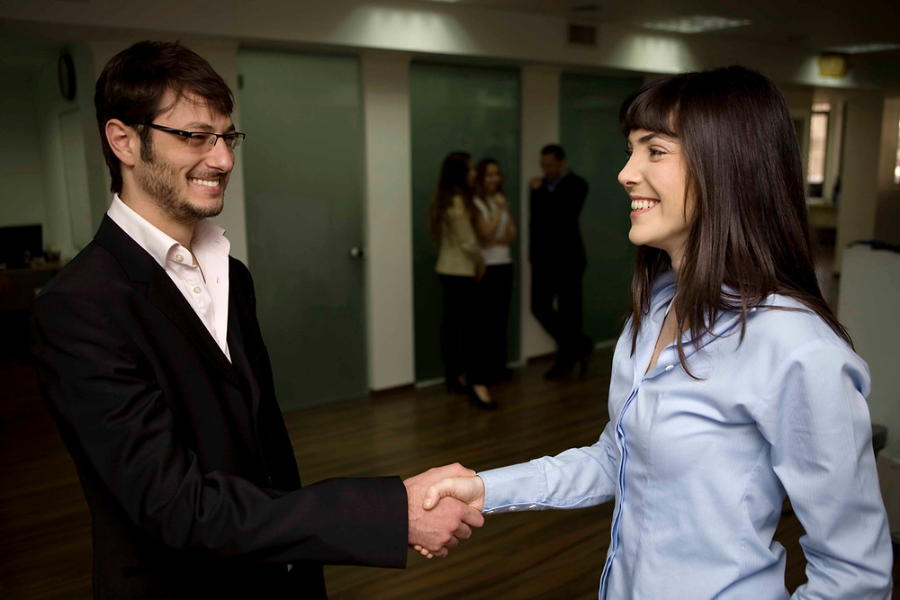 Müşteriyi Karşılamak - Satış - Strateji