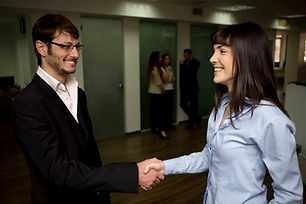 Happy Handshake