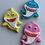 Thumbnail: Baby Shark sugar cookies (set of 6)