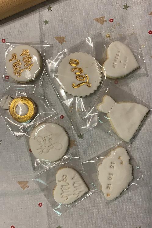 Sugar cookies (set of 12)